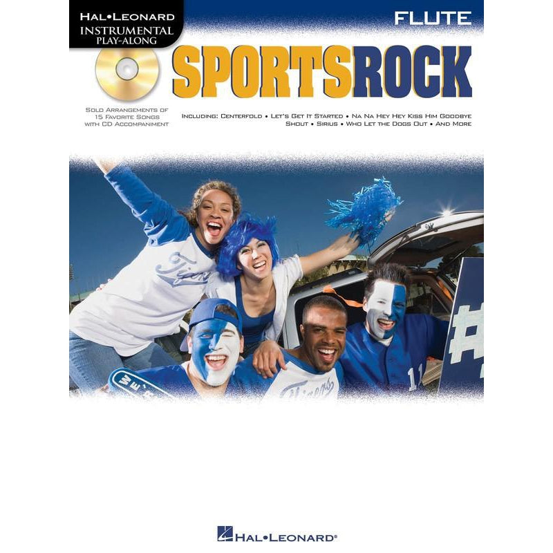 HAL LEONARD SPORTS ROCK FOR FLUTE