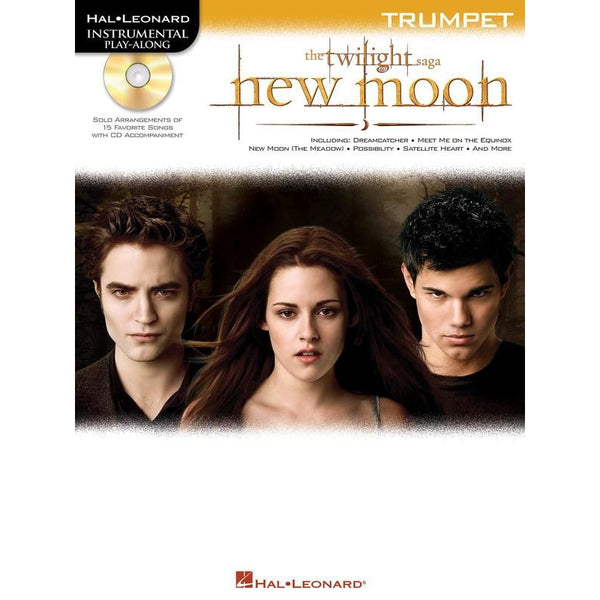 HAL LEONARD TWILIGHT - NEW MOON FOR TRUMPET