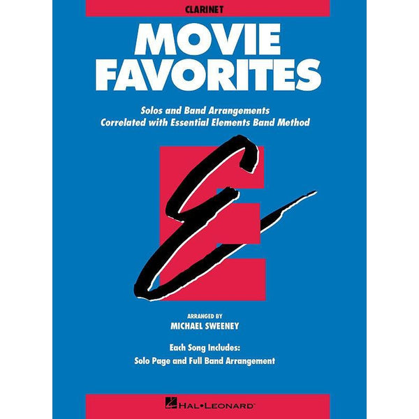 ESSENTIAL ELEMENTS (CLARINET) MOVIE FAVORITES