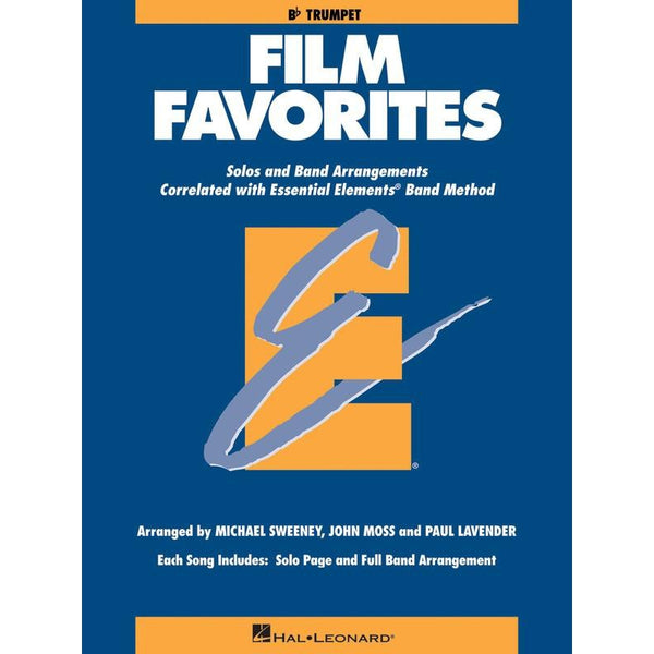 ESSENTIAL ELEMENTS (TRUMPET) FILM FAVORITES