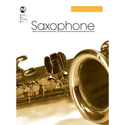 AMEB SAXOPHONE SERIES 2 - TECHNICAL WORKBOOK