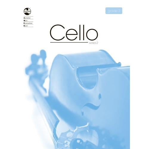 AMEB CELLO SERIES 2 - GRADE 2