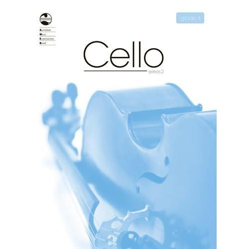 AMEB CELLO SERIES 2 - GRADE 4