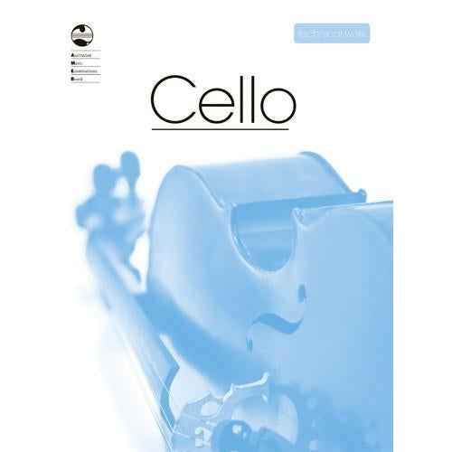 AMEB CELLO SERIES 2 - TECHNICAL WORKBOOK