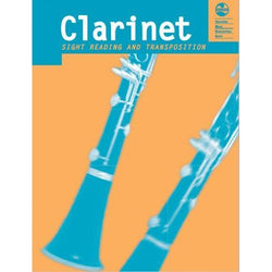 AMEB CLARINET - SIGHT READING & TRANSPOSITION