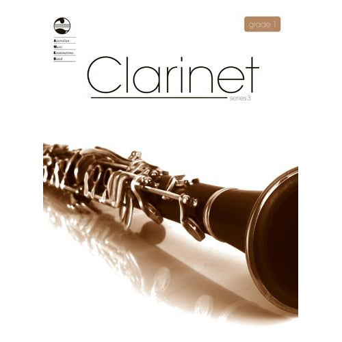 AMEB CLARINET SERIES 3 - GRADE 1 - Arties Music Online