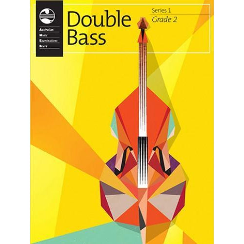 AMEB DOUBLE BASS SERIES 1 - GRADE 2