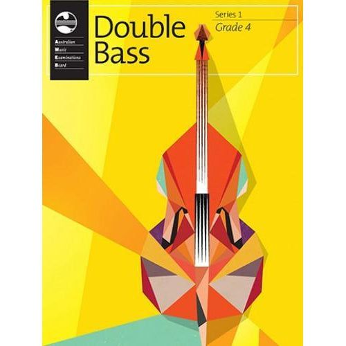 AMEB DOUBLE BASS SERIES 1 - GRADE 4