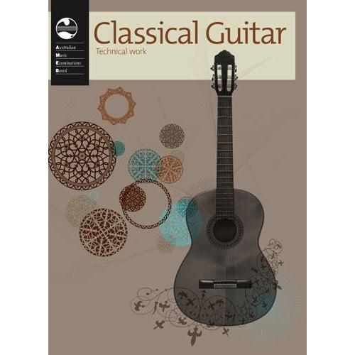 AMEB CLASSICAL GUITAR SERIES 2 - TECHNICAL WORKBOOK
