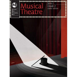 AMEB MUSICAL THEATRE (LADIES EDITION) SERIES 1 - GRADE 3