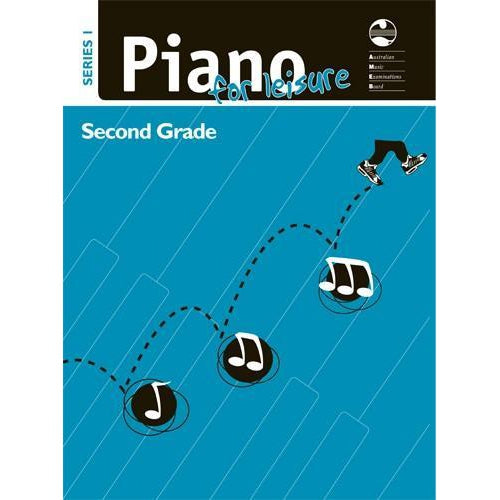 AMEB PIANO FOR LEISURE SERIES 1 - GRADE 2 - Arties Music Online