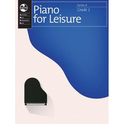 AMEB PIANO FOR LEISURE SERIES 4 - GRADE 1