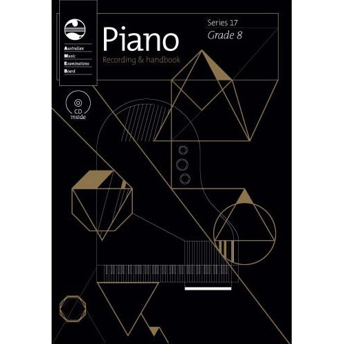 AMEB PIANO SERIES 17 HANDBOOK - GR 8 - Arties Music Online