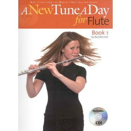 A NEW TUNE A DAY FOR FLUTE BK 1
