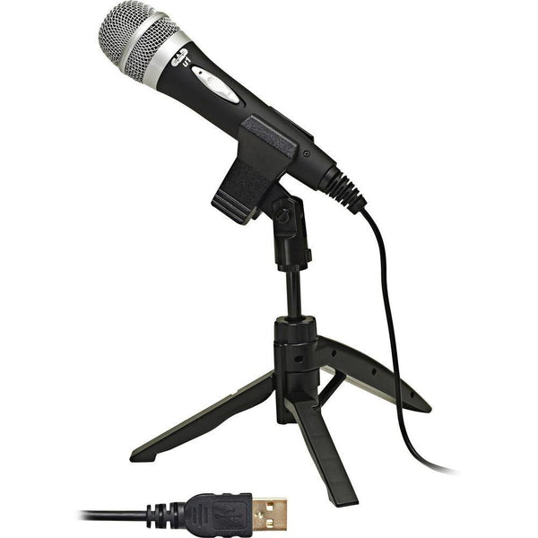 CAD AUDIO U1 USB DYNAMIC CARDIOID MICROPHONE