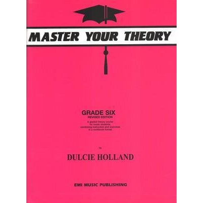 MASTER YOUR THEORY GRADE 6