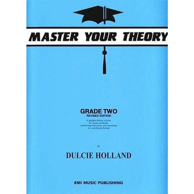 MASTER YOUR THEORY GRADE 2 - Arties Music Online