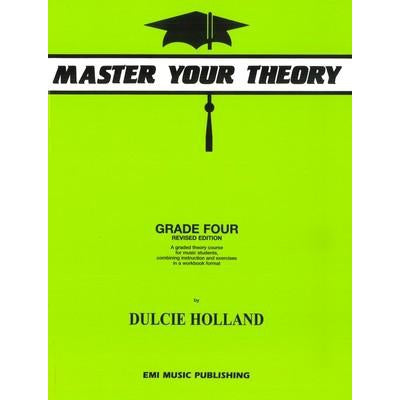 MASTER YOUR THEORY GRADE 4 - Arties Music Online