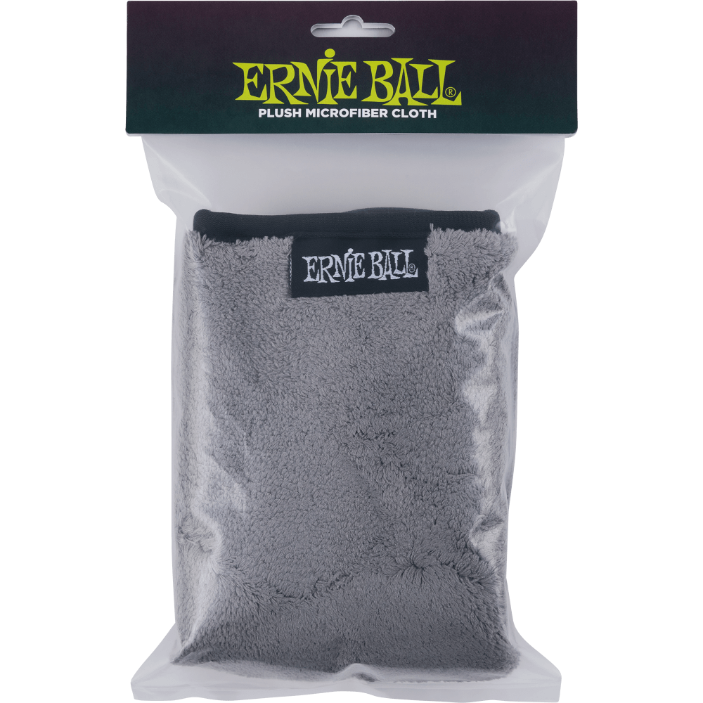 ERNIE BALL PLUSH MICROFIBER CLOTH - Arties Music Online