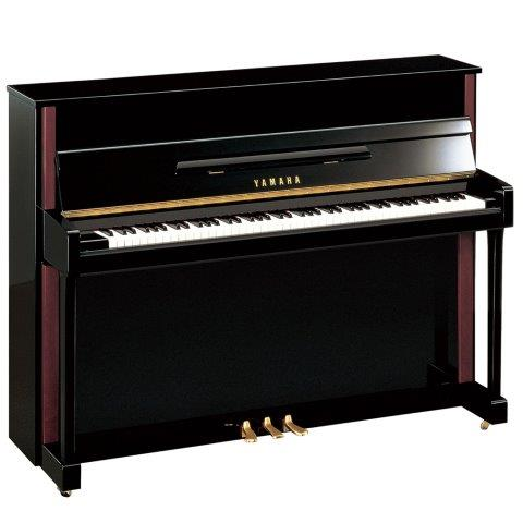 JX113 CHIPPENDALE PIANO POLISHED MAHOGANY