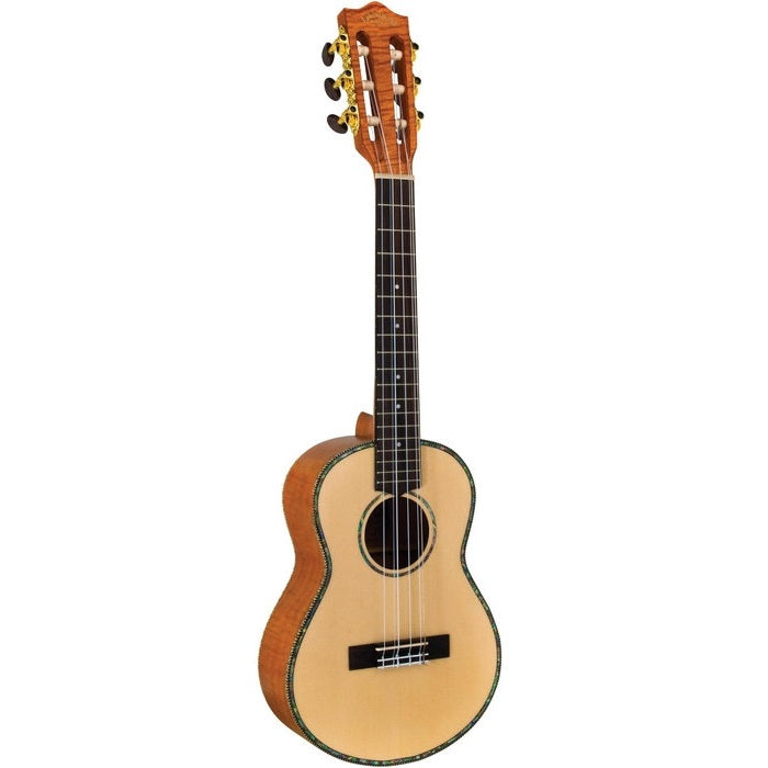 LANIKAI SOLID TOP 6 STRING TENOR UKULELE