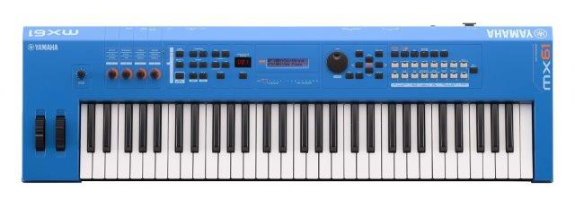 MX61 SYNTHESIZER BLUE