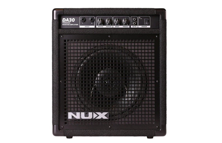 NUX DA30 30W PERSONAL MONITOR AMPLIFIER