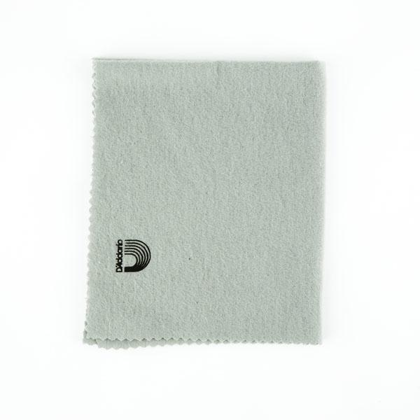 DADDARIO PRE-TREATED POLISHING CLOTH - Arties Music Online