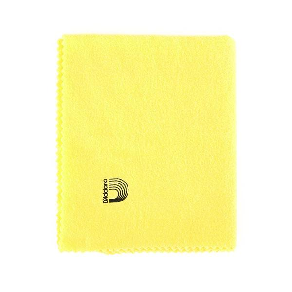 DADDARIO NAPPED COTTON POLISHING CLOTH