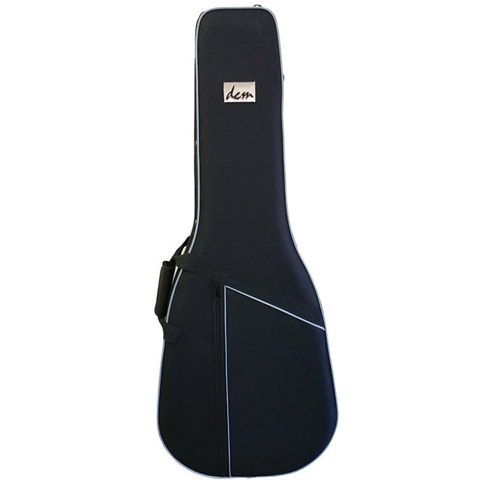 DCM PREMIUM POLYFOAM LIGHTWEIGHT DREADNOUGHT GUITAR CASE