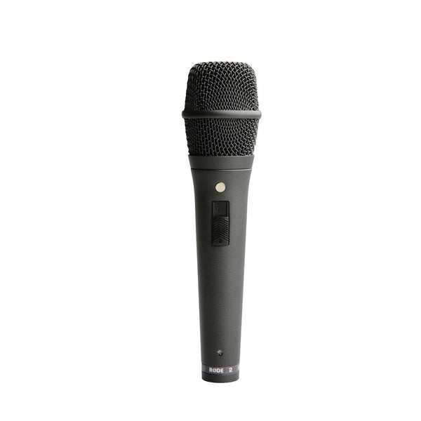 RODE M2 VOCAL CONDENSER MICROPHONE