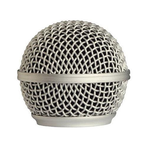 Replacement grille for Shure SM58 microphones