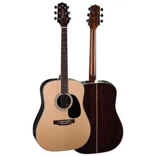 TAKAMINE ACOUSTIC/ELECTRIC GTR NATURAL GLOSS GLEN FREY S-