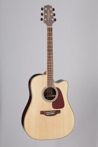 ACOUSTIC/ELECTRIC GTR C-AY NATURAL S-SPR-T