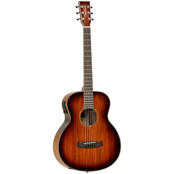 TANGLEWOOD WINTERLEAF KOA WOOD MINI ACOUSTIC/ELECTRIC GUITAR