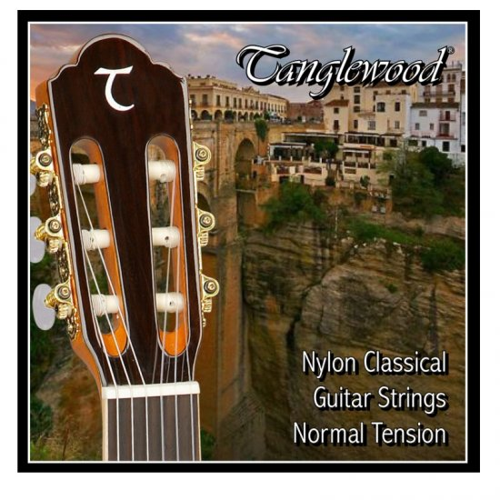TANGLEWOOD CLASSICAL GUITAR STRINGS TIE END
