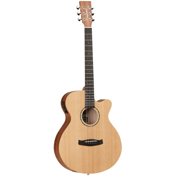 Tanglewood TWR2SFCE Roadster II Super Folk Cutaway Electric