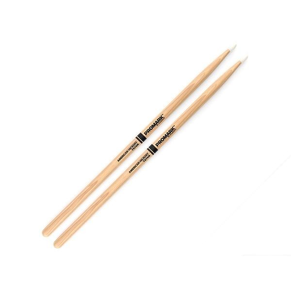 PROMARK HICKORY 7A NYLON TIP DRUM STICKS