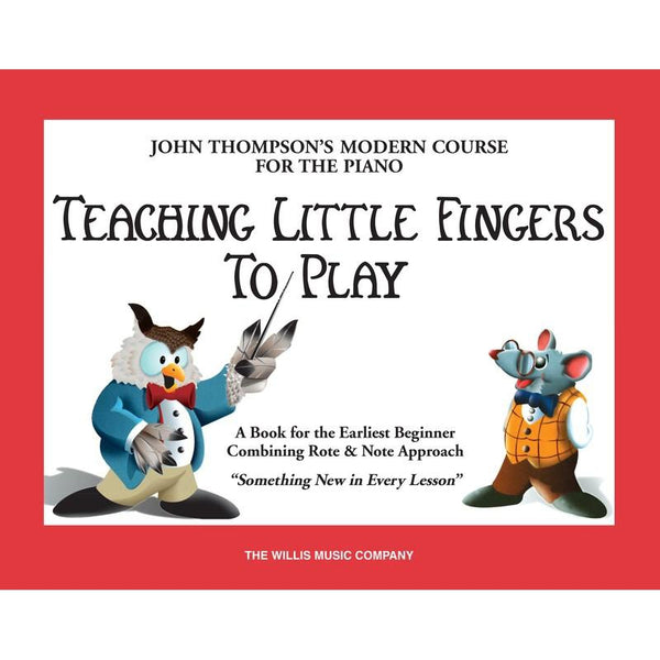 Teaching Little Fingers To Play - Leigh Kaplan