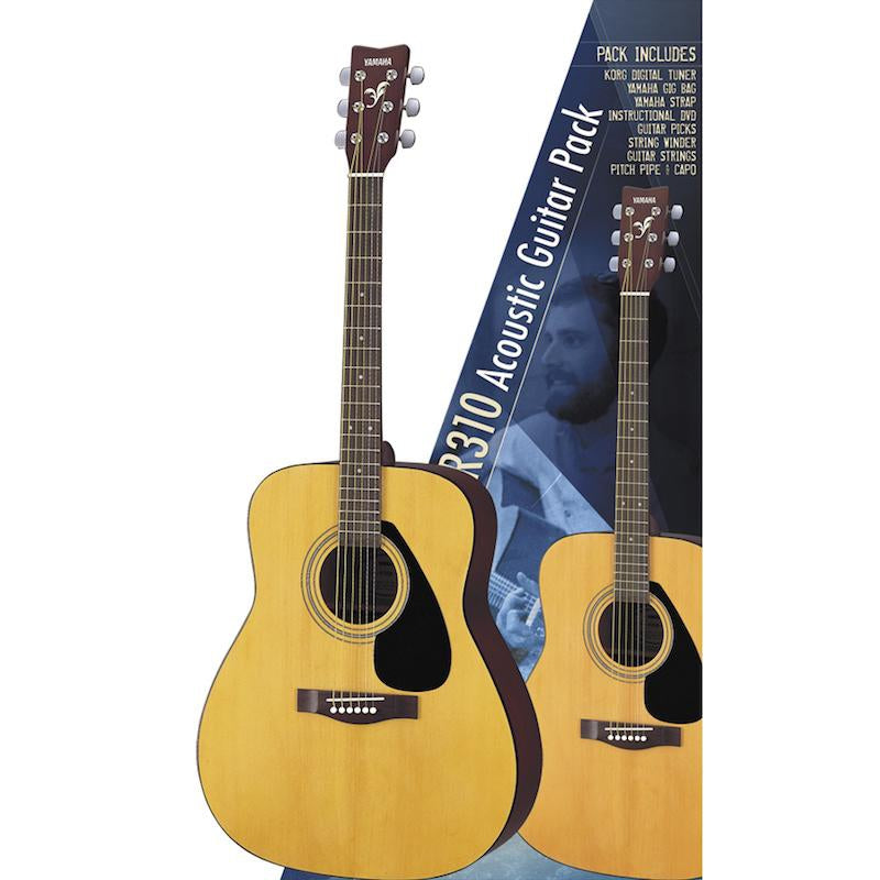 YAMAHA GIGMAKER310 ACOUSTIC GUITAR PACK - Arties Music Online