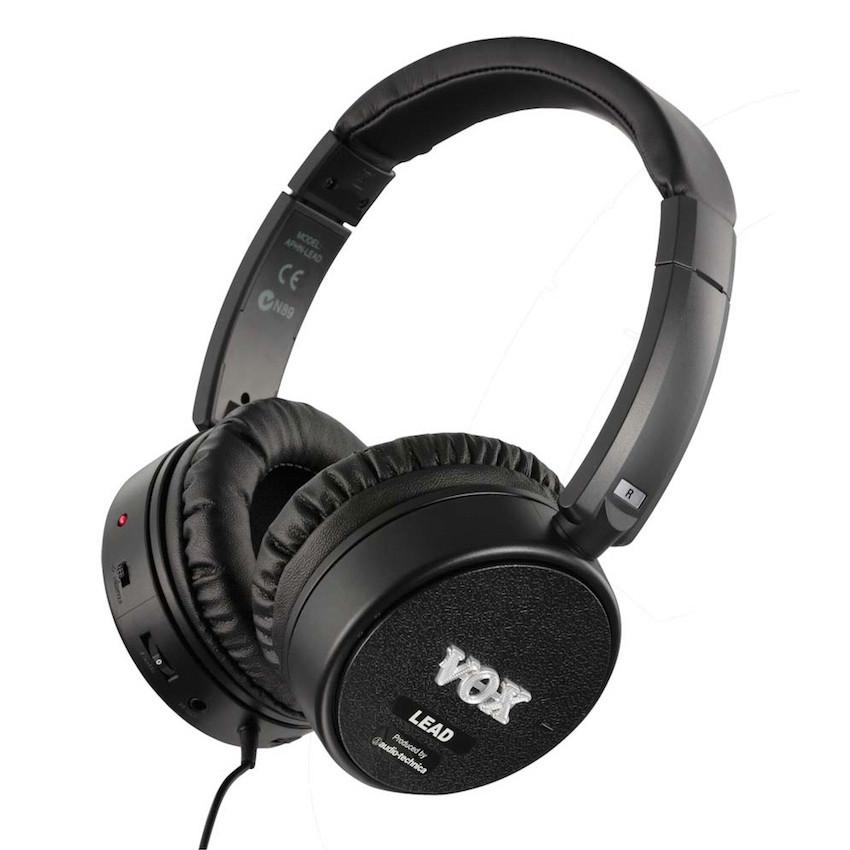 VOX AMPHONES LEAD HEADPHONES - Arties Music Online