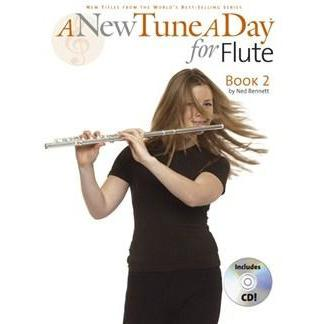 A NEW TUNE A DAY FOR FLUTE BK 2