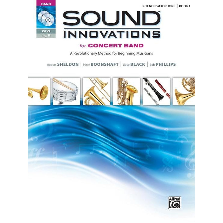 SOUND INNOVATIONS BOOK 1 Bb TENOR SAXOPHONE (AUSTRALIAN EDITION) - Arties Music Online