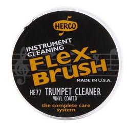 HERCO TRUMPET CLEANING BRUSH