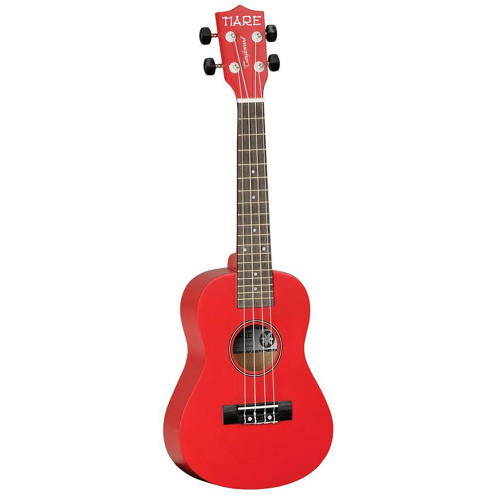 TANGLEWOOD CONCERT UKULELE PACKS VARIOUS COLOURS