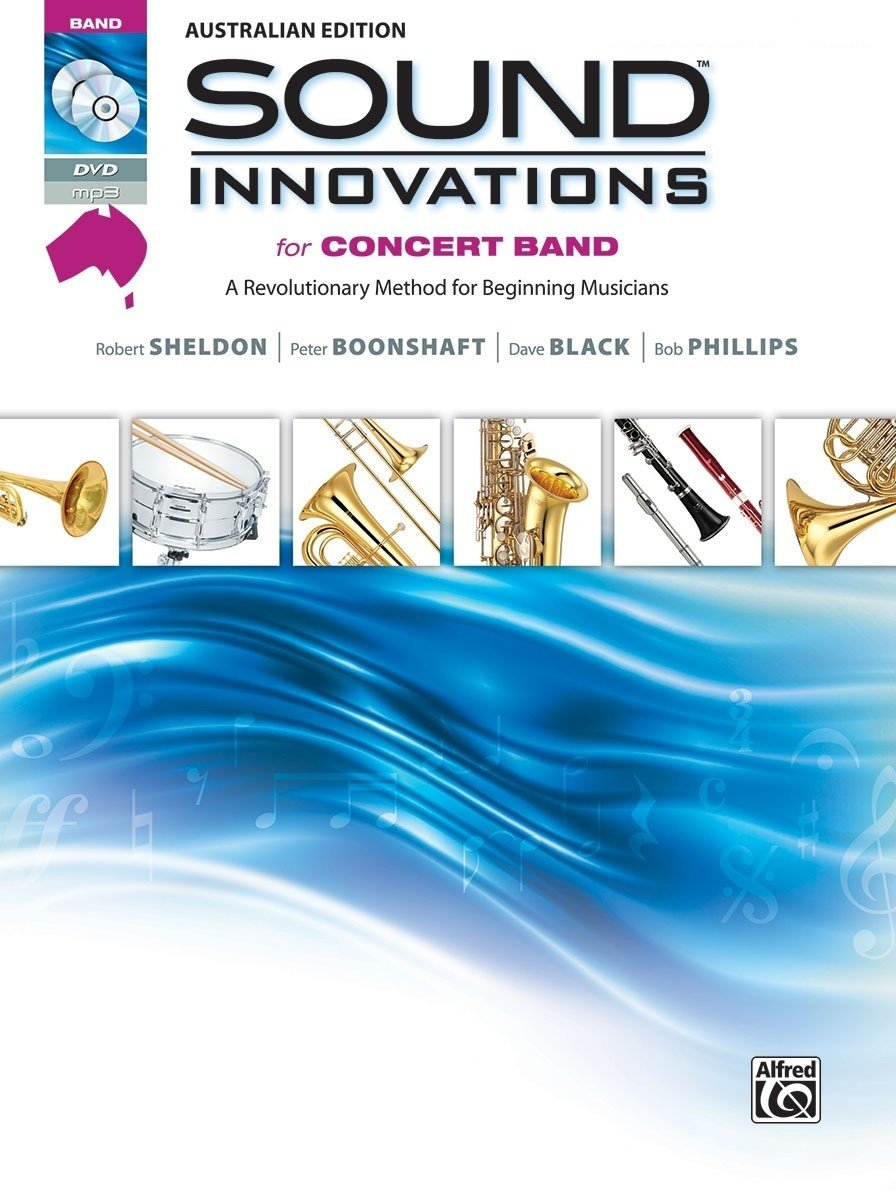 SOUND INNOVATIONS BOOK 1 Eb TUBA (AUSTRALIAN EDITION) - Arties Music Online
