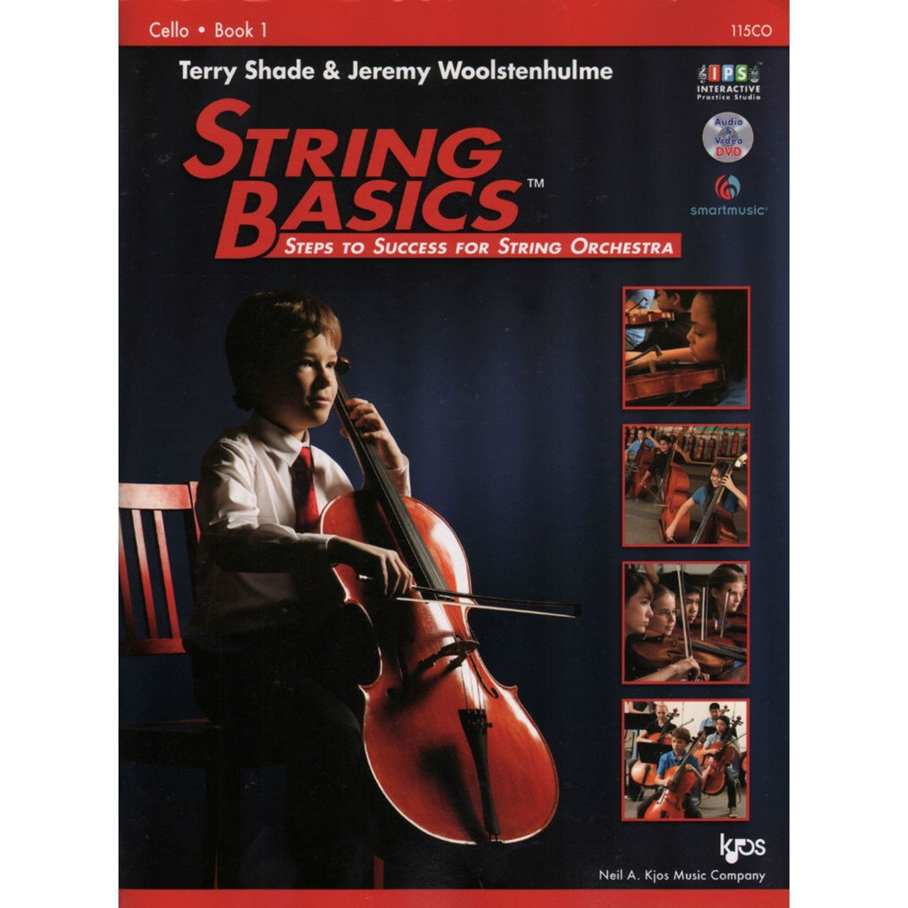 STRINGS BASICS CELLO BOOK 1 - Arties Music Online