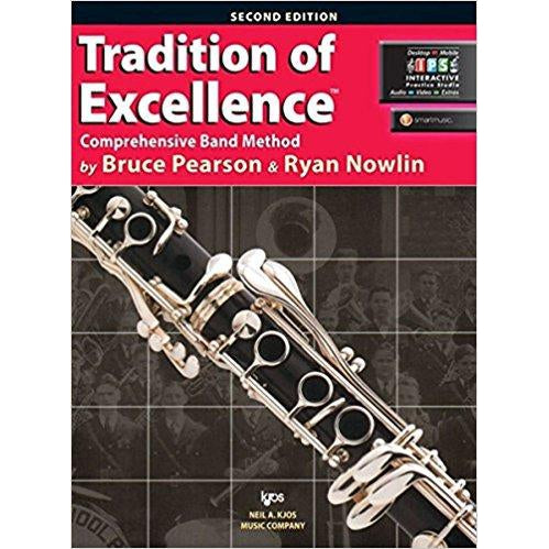 TRADITION OF EXCELLENCE BK 1 CLARINET