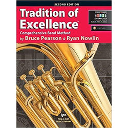 TRADITION OF EXCELLENCE BK 1 EUPHONIUM/BARITONE BC