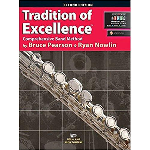 TRADITION OF EXCELLENCE BK 1 FLUTE - Arties Music Online